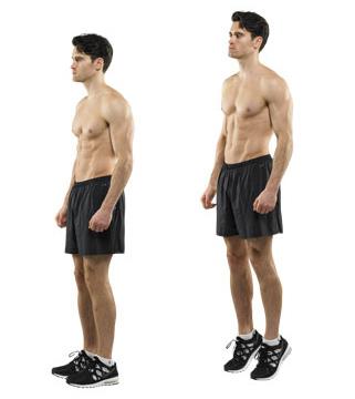 Bí quyết tăng cơ bắp chân hiệu quả bạn không nên bỏ qua!